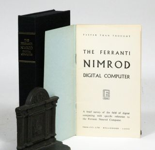Faster than Thought. The Ferranti Nimrod Digital Computer