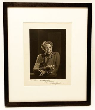 Silver Gelatin Photograph Signed