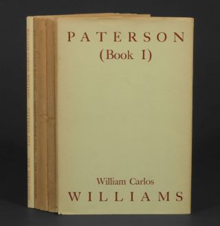 Paterson: Books I-V. William Carlos Williams.