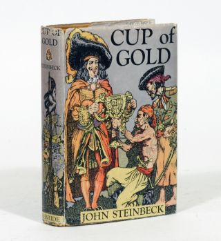 Cup of Gold. John Steinbeck.