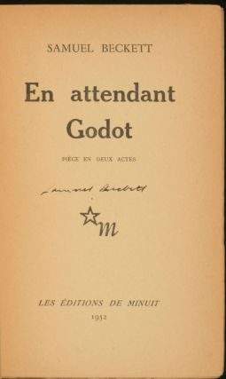 En attendant Godot [Waiting for Godot]